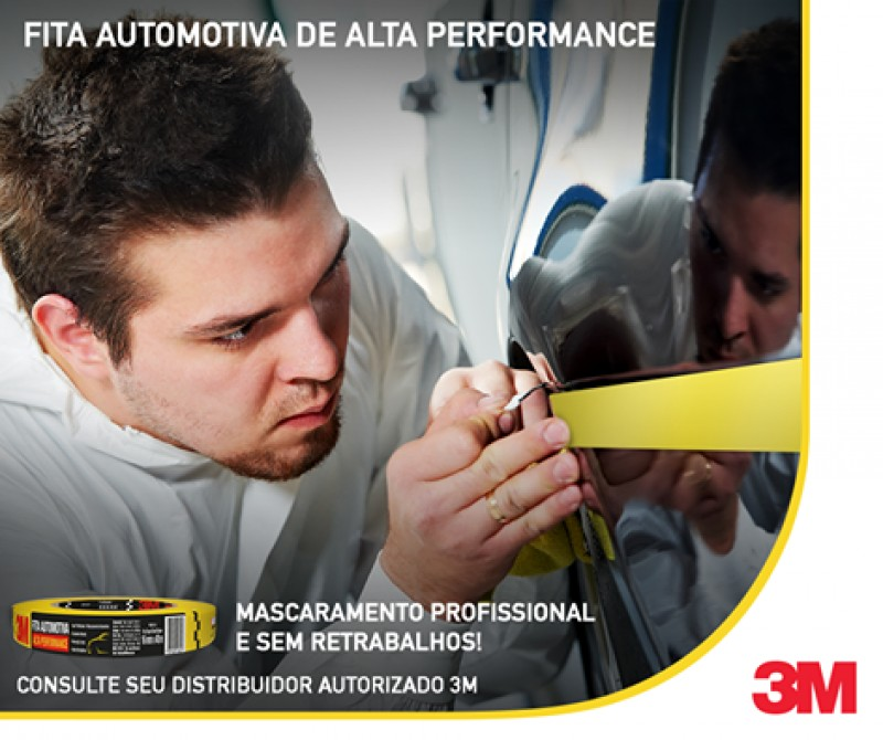 FITA AUTOMOTIVA ALTA PERFORMANCE